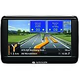 NAVIGON 42 Easy Navigationssystem (10,9cm (4,3 Zoll) Display, Europa 20, TMC, NAVIGON Flow, Aktiver Fahrspurassistent, Reality View Pro)