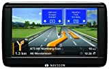 NAVIGON 42 Easy Navigationssystem (10,9cm (4,3 Zoll) Display, Europa 20, TMC, NAVIGON Flow, Aktiver Fahrspurassistent, R