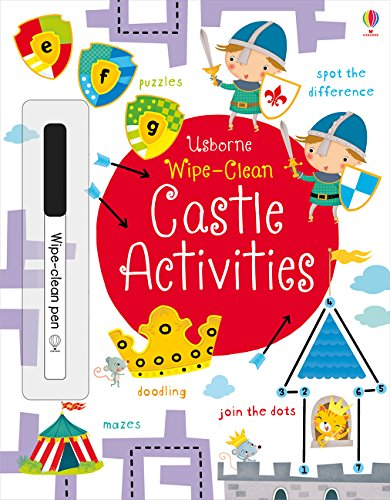 Wipe-clean Castle Activities (Wipe-clean Books)
