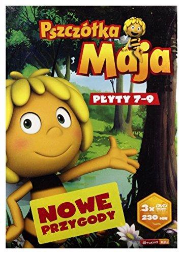 Preisvergleich Produktbild Die Biene Maja (BOX) [3DVD] [Region 2] (IMPORT) (No English version) by Animacja