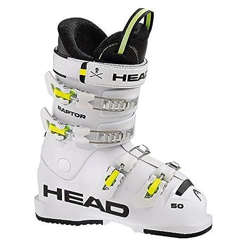 HEAD Raptor 50 Kinder Skischuhe (606526) MP 25 - 25 Scarponi Da Sci
