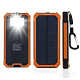 GrandBeing® 15000mAh solar power bank