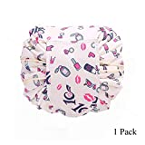 soundmae Lipstick Lazy Cosmetic Bag Portable Large Capacity Drawstring Makeup Bag Beam Mouth Lazy Cosmetic Bag Storage Bag Cosmetic Pouch Travel Storage Bag for Women Girls, 1 Pack