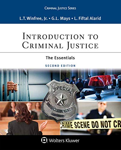 Descargar Epub Introduction to Criminal Justice: The Essentials (Aspen Criminal Justice Series)