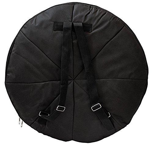 Funda Shaman 60cm schamanen carga móvil negro Correas Mochila