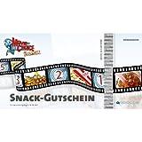 4x MovieChoice SNACK-GUTSCHEIN