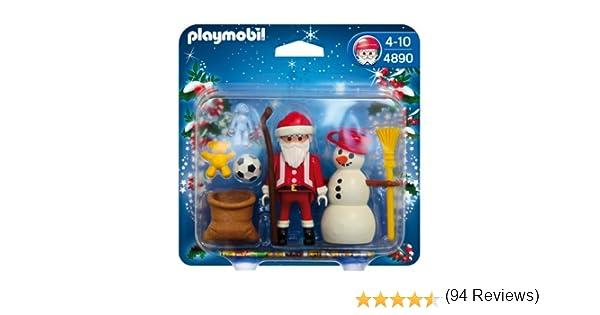 Lego Santa Père Noël Figurine /& Bonhomme De Neige Noël Advent Stocking Filler