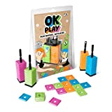 Big Potato Ok Play: The Ultimate Travel Game Old Edition with 21 Tiles per Color