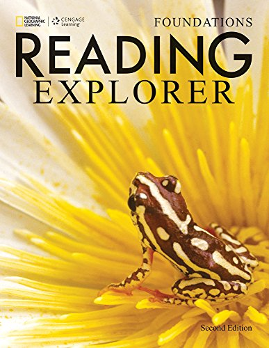 Reading Explorer Foundations (Reading Explorer, Second Edition)