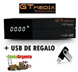 GTMEDIA V9 SUPER + USB DE REGALO
