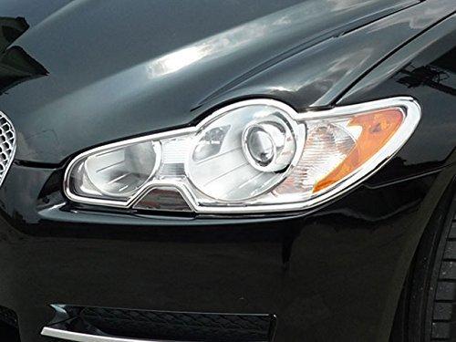 jaguar-xf-cromado-faro-rodea-juego-modelos-a-2011