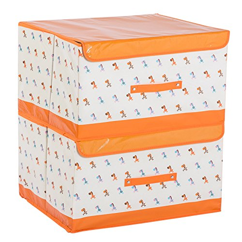 2-grosse-sachen-etui-kiste-aus-stoff-der-moistureproof-finishing-boxg