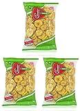 #9: JJ Snacks Banana Chips, 200 grams (Pack of 3)