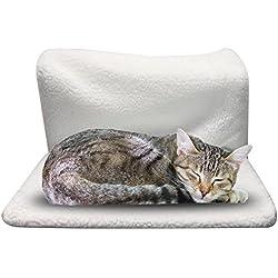 Cama para gato para colgar en el radiador