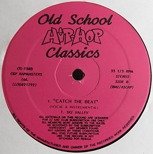 150 Classic Single (Old School Hip-Hop Classics [Vinyl Single 12''])