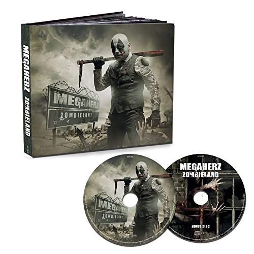 Megaherz: Zombieland (Limited Edition Mediabook) (Audio CD)
