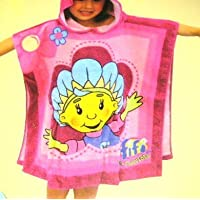 Fifi & The Flowertots Hello Fifi Poncho, Multi
