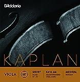 D`Addario Kaplan Viola Saiten Satz Short Scale Medium Tension