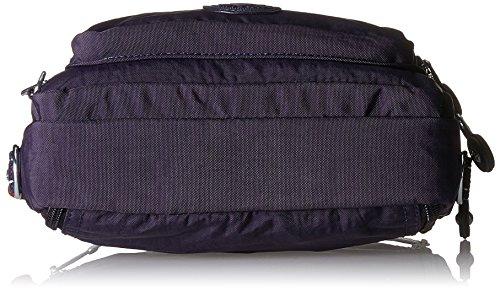 Kipling K13975, Marsupio Donna, 20x13x7.5 cm (W x H x L) Viola (Blue Purple C)