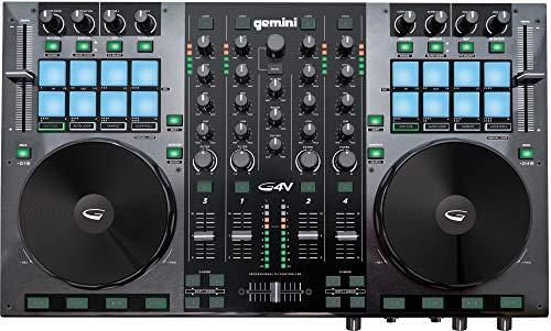 Imagen de Controladores Dj Gemini por menos de 400 euros.