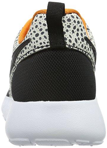 Nike Jungen Roshe One Safari (GS) Laufschuhe Schwarz (Nero (Black/Black/Clay Orange/Summit White)Black/Black/Clay Orange/Summit White)