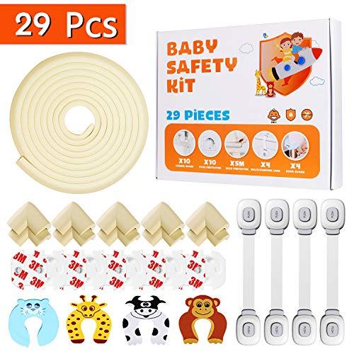 Locn 29 Piezas Kit Seguridad Bebe