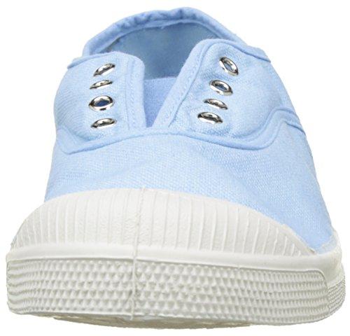 Bensimon Tennis Elly Femme, Baskets mode femme Bleu (Bleu Clair)