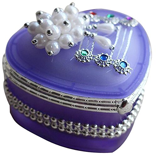 welry Box Childrens Dressing Fall Jewel Box lila ()