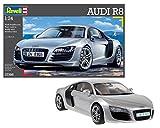Revell Maqueta Audi R8, Escala 1:24 (07398)