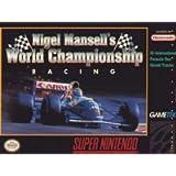 Nigel Mansell's World Championship SNES [Edizione: Germania]