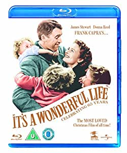 It's a Wonderful Life: 65th Anniversary Edition (includes free poster and artcards) [Blu-ray] [1946]