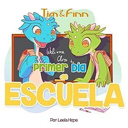 Tim y Finn, los Gemelos Dragones - Primer Día de Escuela (Libros ...