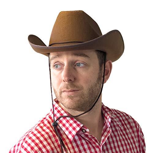 owboy Classic Color aus Filz, braun ()