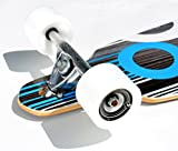 Atom Drop Down Longboard Blau - 3