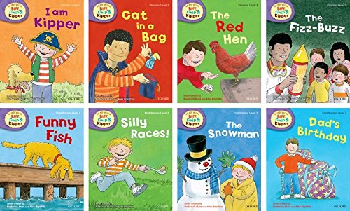 Oxford reading tree the best amazon price in savemoney oxford reading tree read with biff chip and kipper level 2 pack fandeluxe Gallery