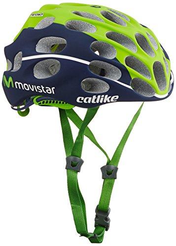 Casco da bicicletta Catlike Mixino Movistar Taglia S