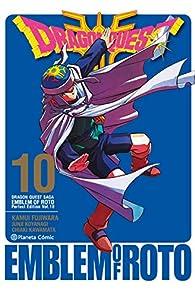 Dragon Quest Emblem Of Roto nº 10/15 par Kamui Fujiwara