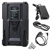 Fomito DBK BP–130130wh (8800mAh/14.8V) con batteria per Sony Video Camcorder, V batteria della serie Sony BP
