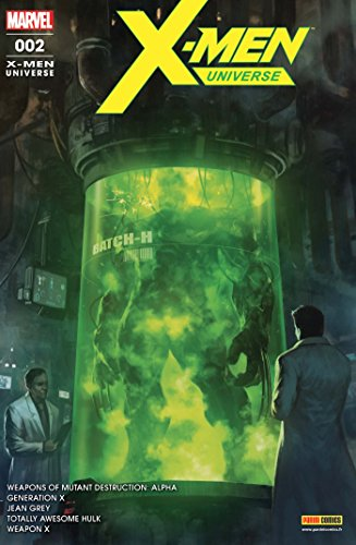 X-Men Universe nº2