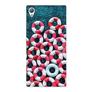 Stylish Premium Saving Sea Back Case Cover for Sony Xperia Z3