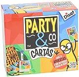 Diset 10045 - Juego Party & Co, versión Cartas