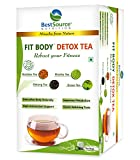 BestSource Nutrition's Fit Body Detox Tea, Blend of Exotic Herbal Teas and Extracts