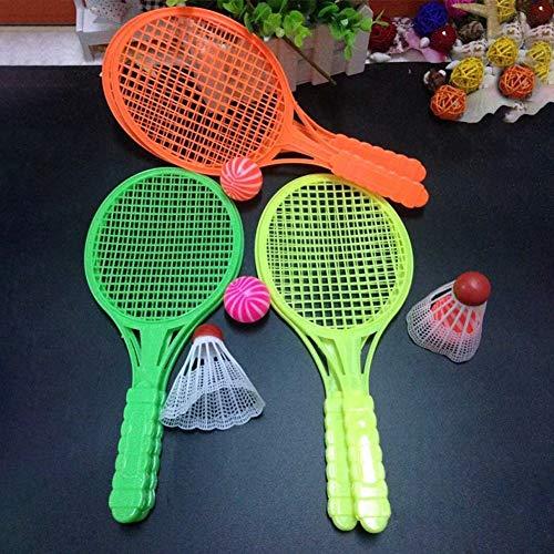 Beat all Badminton Tennis Anzug Outdoor-Sportarten Familienspiel Kinder Jungen Mädchen Spielzeug Schläger 9s1f3a15e -
