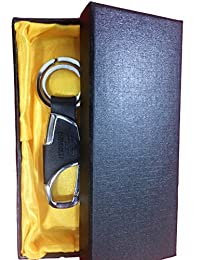 Car Key Chain With Snap Hook Simplicity Design Split Ring For Chevrolet