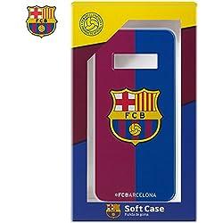 PHONELAND Carcasa Funda Samsung N950 Galaxy Note 8 Licencia Fútbol F.C. Barcelona Blaugrana