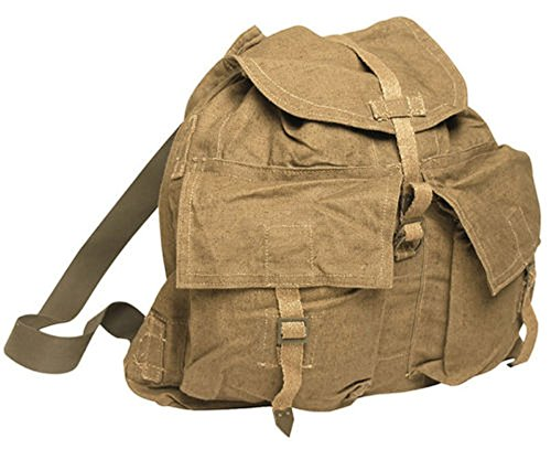 ORIGINAL CZ RUCKSACK TYP 60 Gebirgsrucksack Wanderrucksack Daypack Army oliv