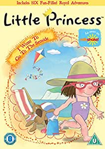 Little Princess: I Want To Go To The Seaside [DVD]
