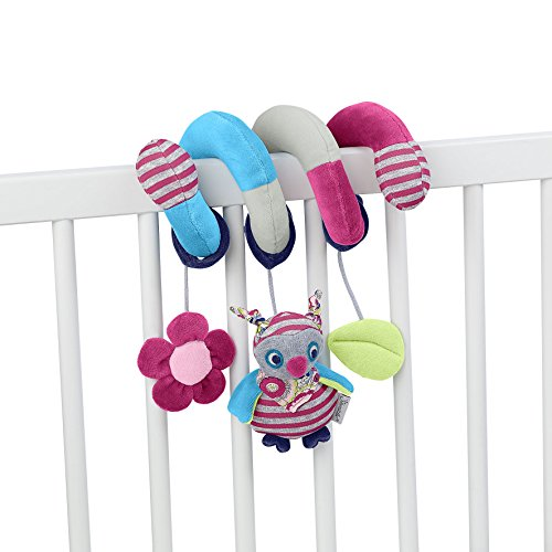 Sterntaler morbida spirale giocattolo (Emilie The Owl)