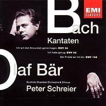 Bach Cantates 56 82 158 [Import USA]