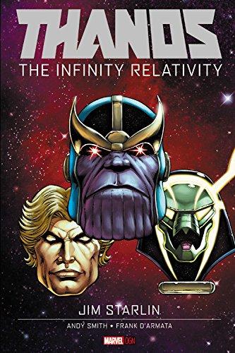 Thanos Infinity Relativity Ogn HC